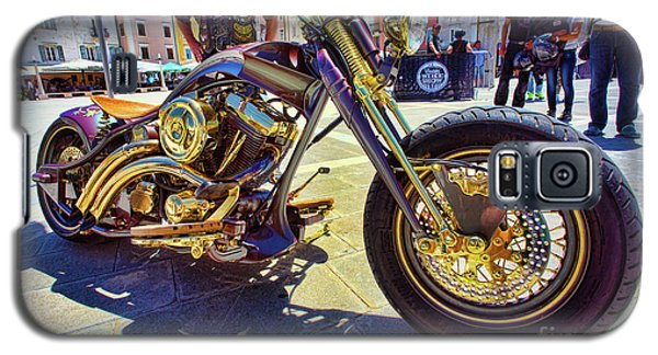 2016 Custom Harley Winner Galaxy S5 Case