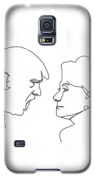 2016 Election Galaxy S5 Case by Harold Belarmino