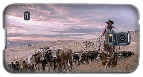 2016 Reno Cattle Drive Galaxy S5 Case