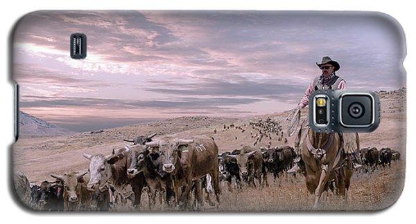 2016 Reno Cattle Drive Galaxy S5 Case