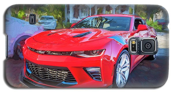 Galaxy S5 Case featuring the photograph 2017 Chevrolet Camaro Ss2  by Rich Franco