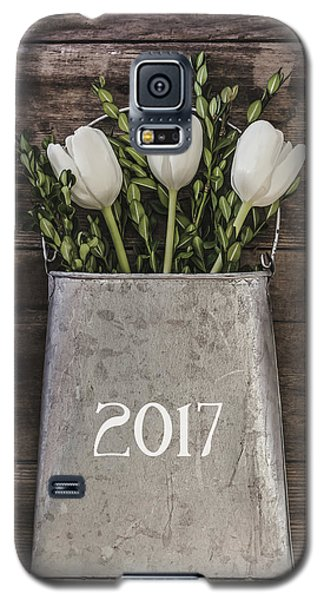 Galaxy S5 Case featuring the photograph 2017 by Kim Hojnacki