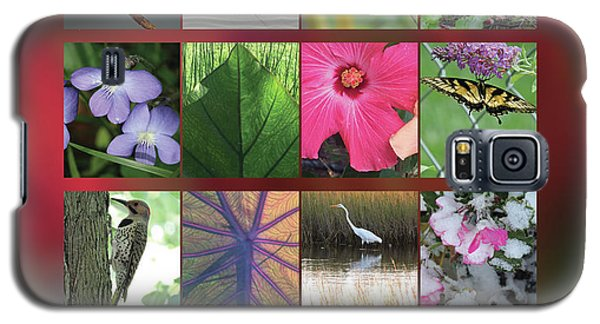 2017 Nature Calendar Galaxy S5 Case by Peg Toliver