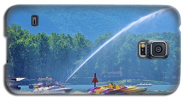 2017 Poker Run, Smith Mountain Lake, Virginia Galaxy S5 Case