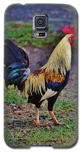 2017 Rooster Galaxy S5 Case