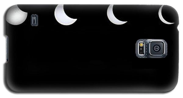 2017 Solar Eclipse Galaxy S5 Case