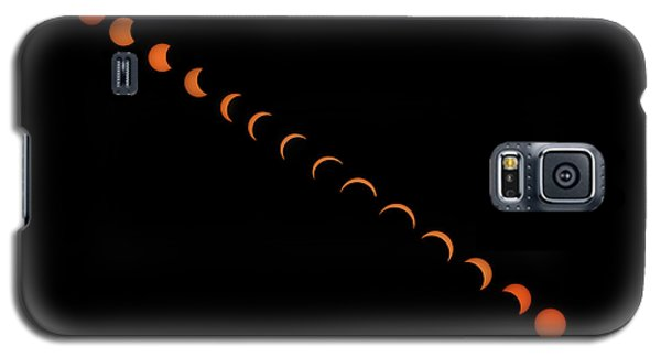 2017 Solar Eclipse Galaxy S5 Case