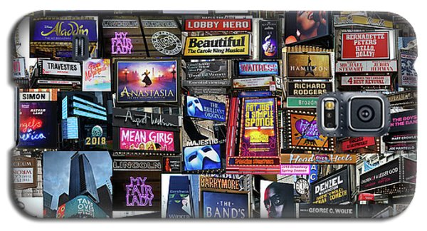 2018 Broadway Spring Collage Galaxy S5 Case