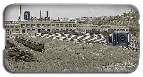 207th Street Railyards Galaxy S5 Case