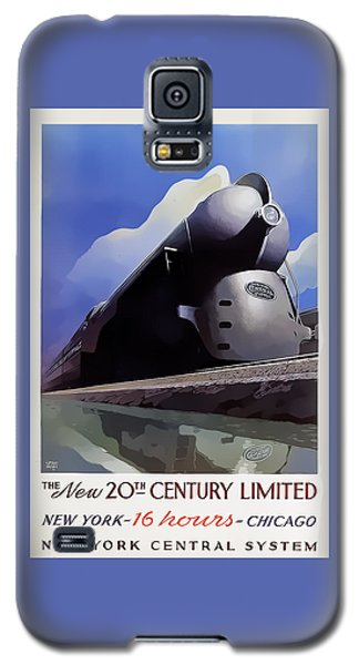 20th Century Limited Galaxy S5 Case by Chuck Staley