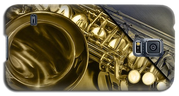 Saxophone Collection Galaxy S5 Case