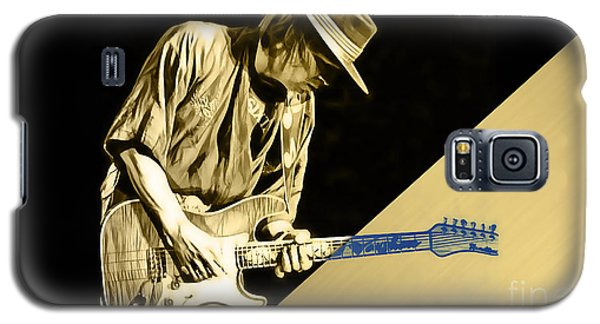 Stevie Ray Vaughan Collection Galaxy S5 Case by Marvin Blaine