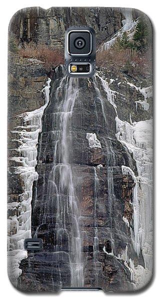 212m40 Bridal Veil Falls Utah Galaxy S5 Case