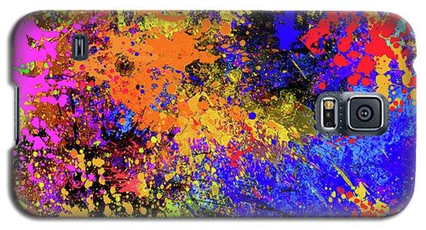 Abstract Composition Galaxy S5 Case by Samiran Sarkar