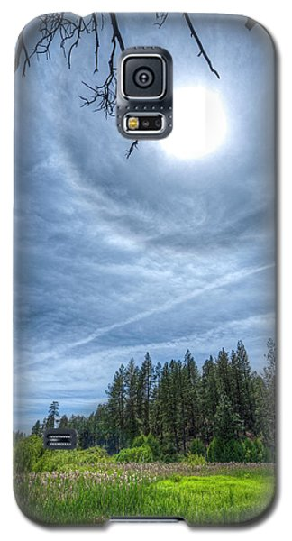 22 Degree Halo Galaxy S5 Case