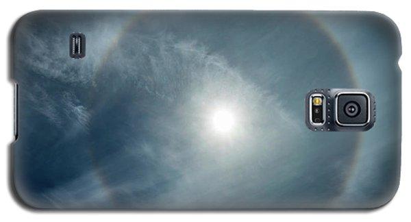 22 Degree Solar Halo Galaxy S5 Case