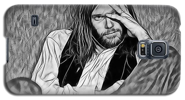 Neil Young Collection Galaxy S5 Case