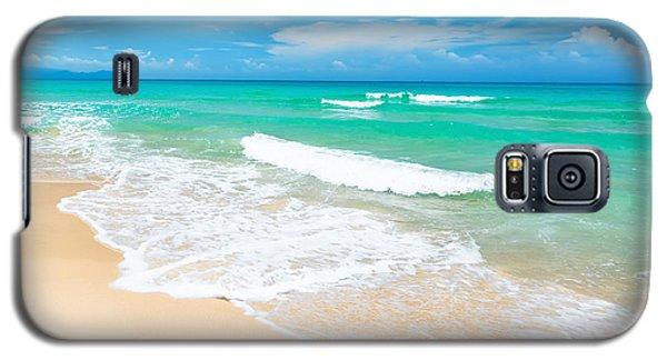 Beach Galaxy S5 Case - Beach by MotHaiBaPhoto Prints