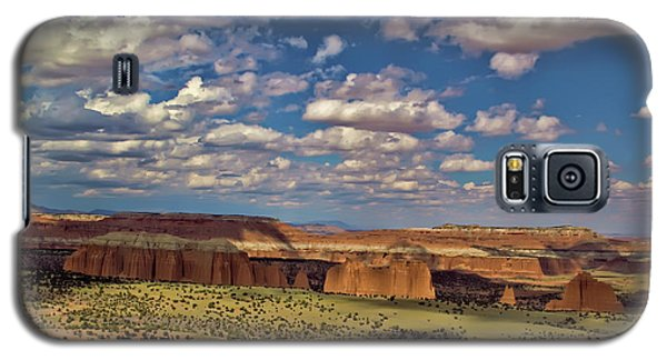 Capitol Reef National Park Catherdal Valley Galaxy S5 Case