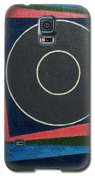 Circle Group Galaxy S5 Case by Hang Ho