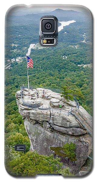 Lake Lure And Chimney Rock Landscapes Galaxy S5 Case