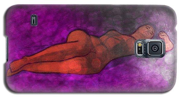 Nude Woman Galaxy S5 Case