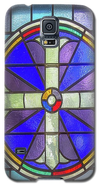 Saint Anne's Windows Galaxy S5 Case