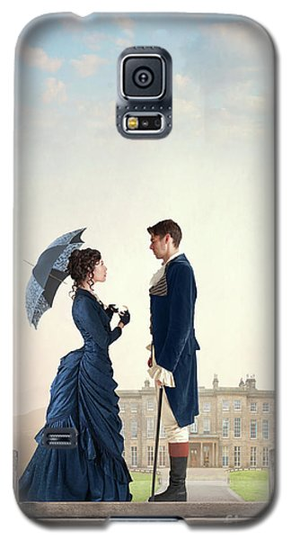 Victorian Couple  Galaxy S5 Case