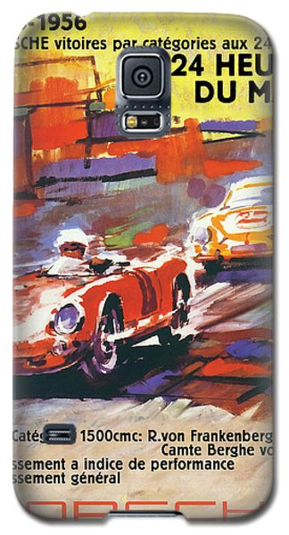 24 Hours Of Le Mans Galaxy S5 Case