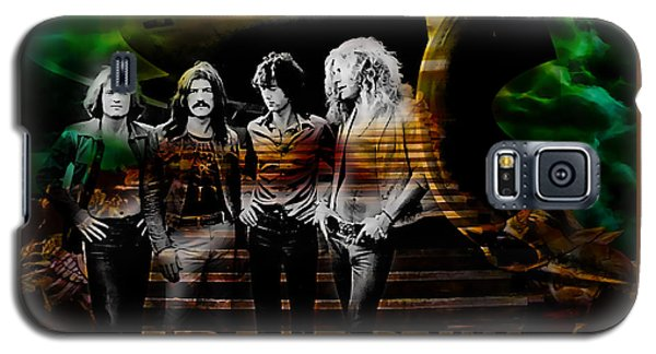Led Zeppelin Collection Galaxy S5 Case