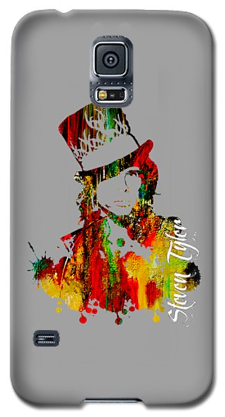 Steven Tyler Collection Galaxy S5 Case by Marvin Blaine
