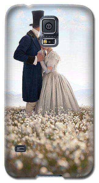 Victorian Couple Galaxy S5 Case by Lee Avison