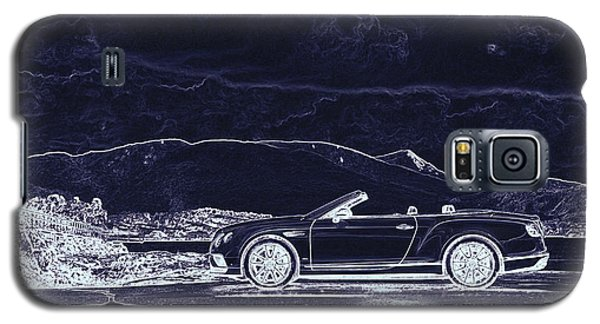 Bentley Continental Gt Galaxy S5 Case