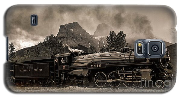 2816 Empress At Three Sisters - Canmore Galaxy S5 Case