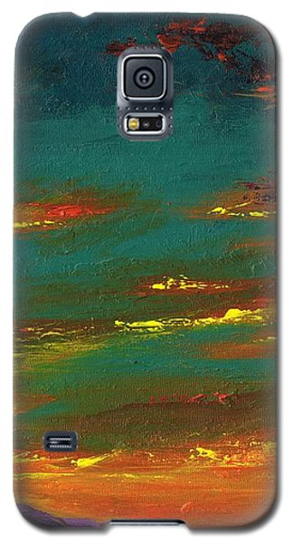 2nd In A Triptych Galaxy S5 Case by Frances Marino