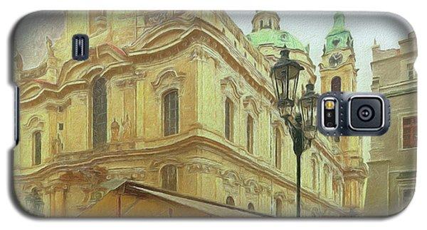 2nd Work Of St. Nicholas Church - Old Town Prague Galaxy S5 Case