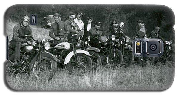 1941 Motorcycle Vintage Series Galaxy S5 Case