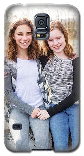 2 Galaxy S5 Case by Rebecca Cozart