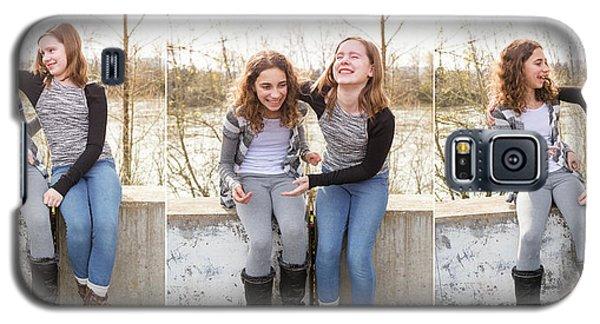 3 Galaxy S5 Case by Rebecca Cozart