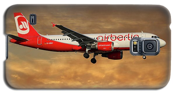 Berlin Galaxy S5 Case - Air Berlin Airbus A320-214 by Smart Aviation