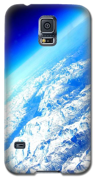 Alpine From Sky Galaxy S5 Case