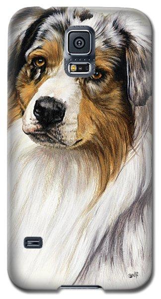 Australian Shepherd Galaxy S5 Case