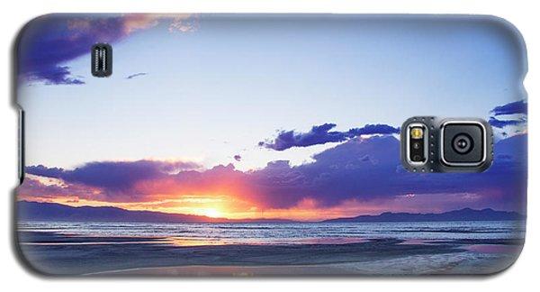 Beautiful Sunset Galaxy S5 Case