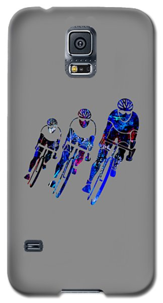 Bike Racing Galaxy S5 Case by Marvin Blaine