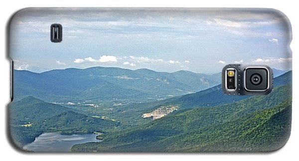 Blue Ridge Parkway Galaxy S5 Case by Janice Spivey