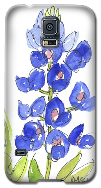 Bluebonnet Galaxy S5 Case
