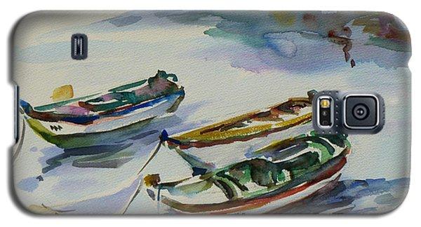 3 Boats I Galaxy S5 Case