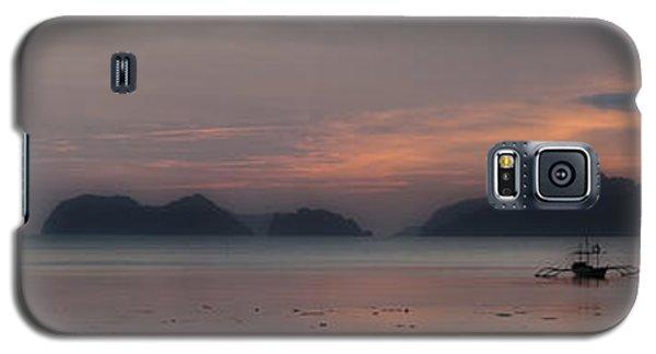 3 Boats Galaxy S5 Case