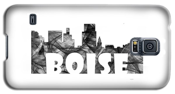 Boise Idaho Skyline Galaxy S5 Case