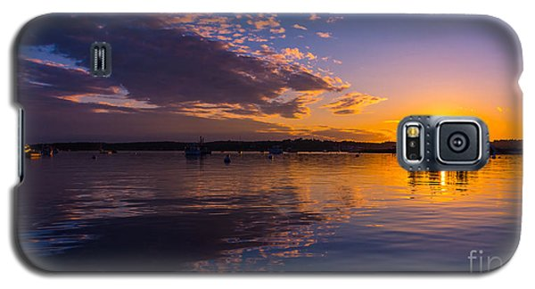 Boothbay Harbor Maine Galaxy S5 Case